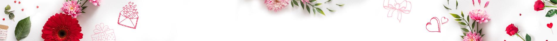 Collection fleurs d'amour