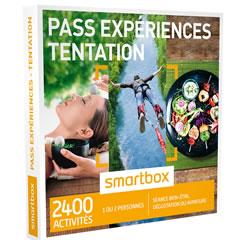 Smartbox Tentation