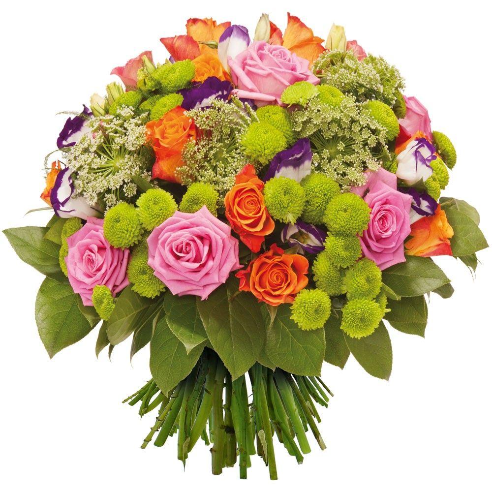 Bouquet rond elyme livraison express florajet for Bouquet livraison