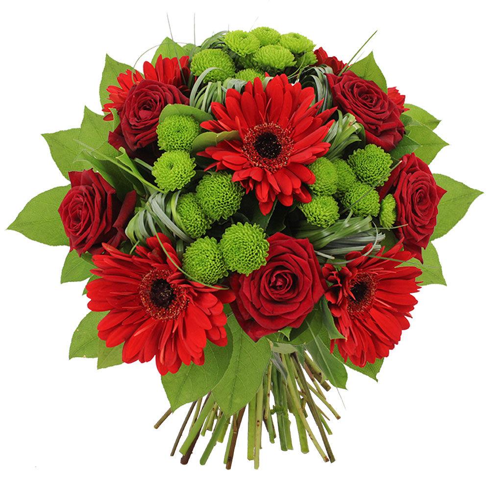 Bouquet de fleurs ak09 regardsdefemmes for Bouquet st valentin pas cher