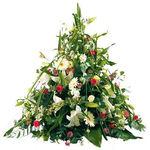 Fleurs deuil : Pour le Deuil pour obsèques.