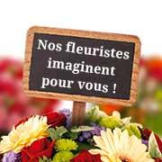 Bouquets de fleurs creation du fleuriste