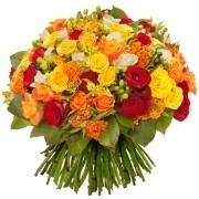 Bouquets de fleurs ephebe