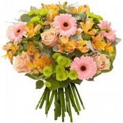 Bouquets de fleurs baldaquin