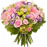 Bouquets de fleurs bluette