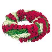 COURONNE DE ROSES - florajet