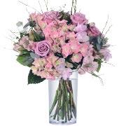 Bouquets de fleurs ballet slipper