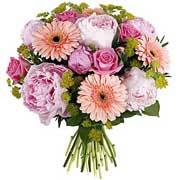 Bouquets de fleurs caillebotte