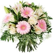 Bouquets de fleurs bel air