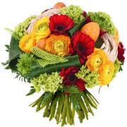 Bouquets de fleurs bonheur