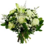 Bouquets de fleurs boule de neige