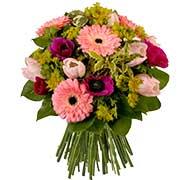 Bouquets de fleurs celebration