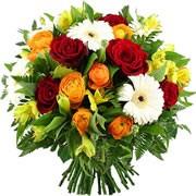 Bouquets de fleurs alchimie
