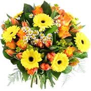 Bouquets de fleurs tropical