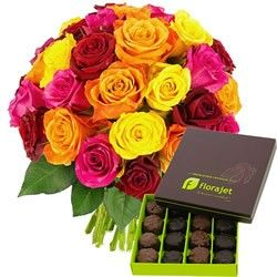 30 ROSES + ROCHERS