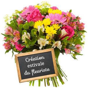 CREATION ESTIVALE DU FLEURISTE