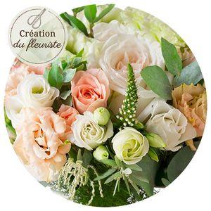 CREATION DU FLEURISTE BAPTEME