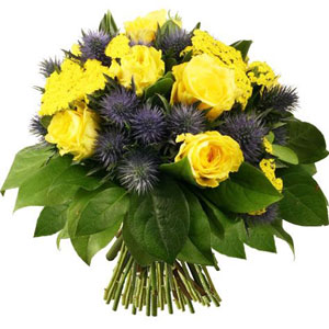 livraison du bouquet de fleurs charleston par florajet. Black Bedroom Furniture Sets. Home Design Ideas