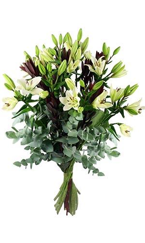 Livraison du bouquet de fleurs mariage sauvage par florajet - Bouquet de fleurs sauvages ...
