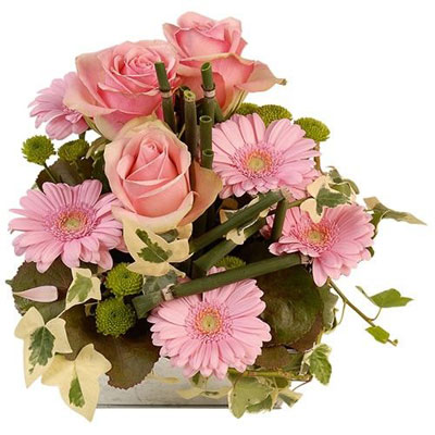 Livraison de la composition florale remerciements for Livraison composition florale