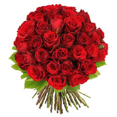 livraison du bouquet de roses amour 50 roses rouges. Black Bedroom Furniture Sets. Home Design Ideas