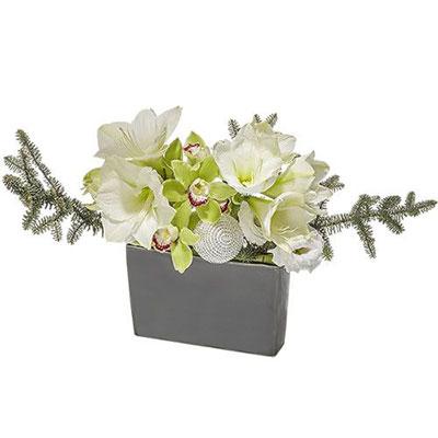 Livraison de la composition florale luge par florajet for Livraison composition florale