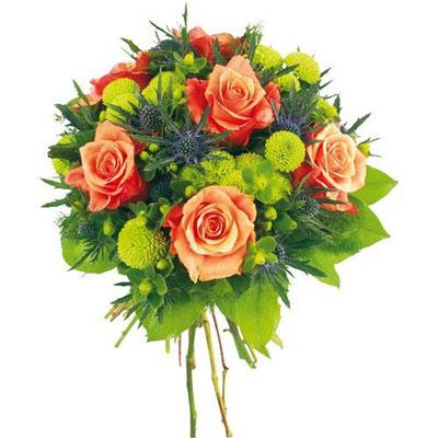 Livraison du bouquet de fleurs belier par florajet for Fleurs livraison demain