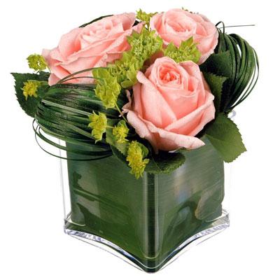 Livraison de la composition florale anniversaire oubao par florajet - Composition florale anniversaire ...