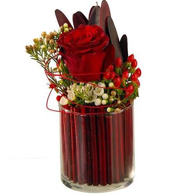 Livraison de la composition florale colima par florajet for Livraison composition florale