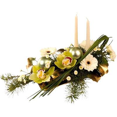Livraison de la composition florale calena par florajet for Livraison composition florale
