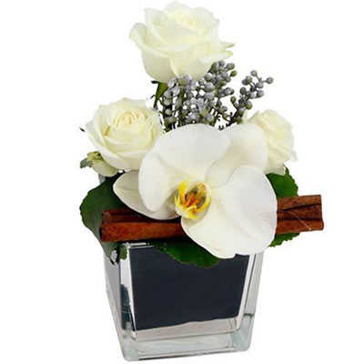 Livraison de la composition florale mariage diamant for Livraison composition florale