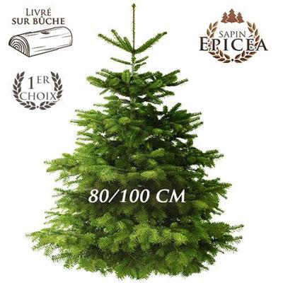 livraison de sapin pic a sapin epicea 80 100 cm par florajet livraison france sapins 1. Black Bedroom Furniture Sets. Home Design Ideas