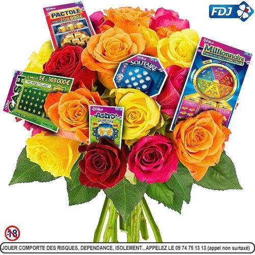 Partenariat FDJ / FLORAJET: C'est le bouquet !! dans ACTUALITE SYNDICALE 10011