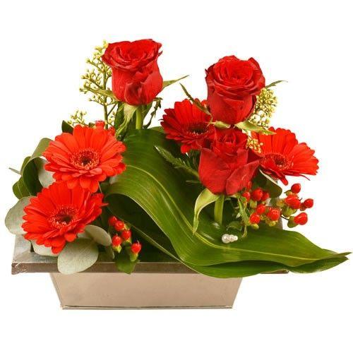 Livraison de la composition florale serment par florajet for Livraison composition florale