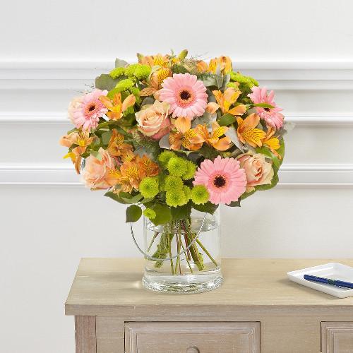 Livraison de fleurs livraison france r seau r duit for Fleurs livraison demain
