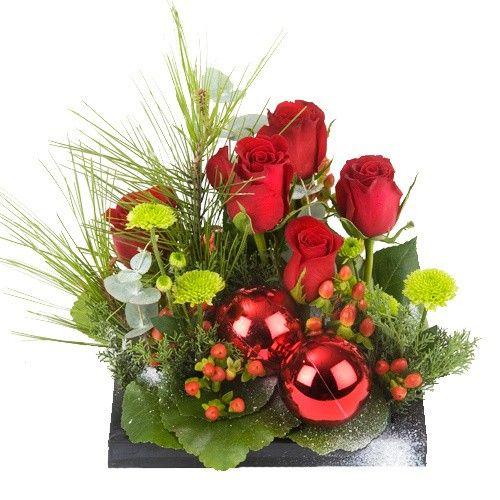 livraison de la composition florale tresor par florajet. Black Bedroom Furniture Sets. Home Design Ideas