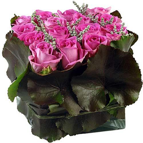 Livraison de la composition florale rubens par florajet for Livraison composition florale
