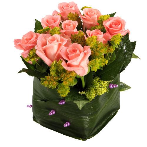 livraison de la composition florale anniversaire candie par florajet. Black Bedroom Furniture Sets. Home Design Ideas