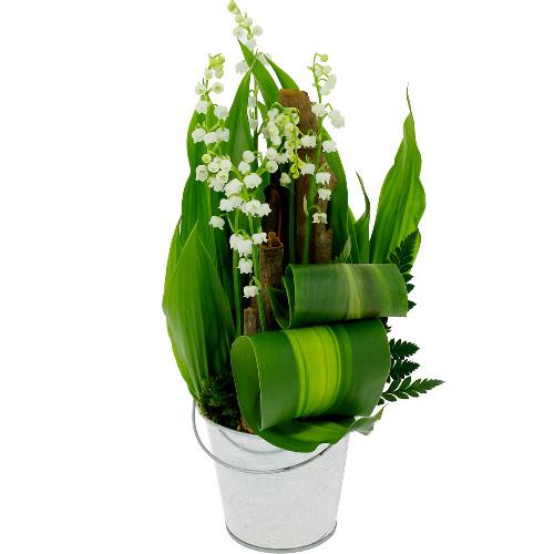 livraison de la composition florale balade par florajet. Black Bedroom Furniture Sets. Home Design Ideas
