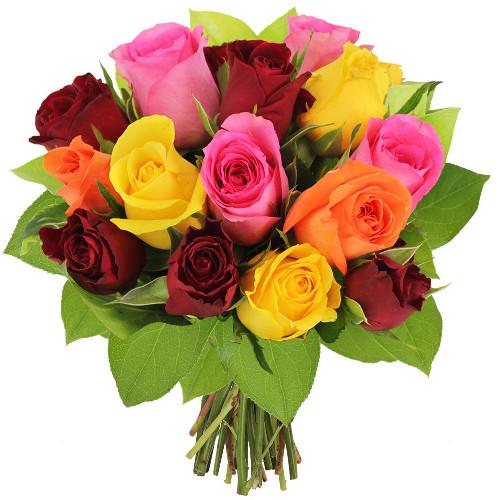 livraison du bouquet de roses anniversaire 15 roses. Black Bedroom Furniture Sets. Home Design Ideas