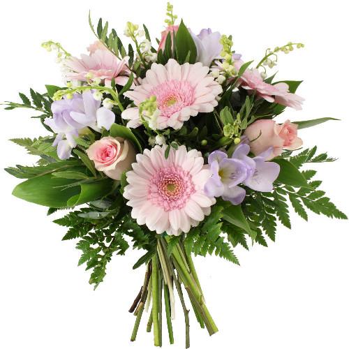 Livraison du bouquet de fleurs aurige par florajet for Livraison fleurs geneve