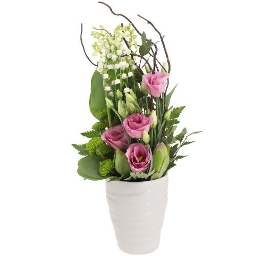 Livraison de la composition florale patre par florajet for Livraison composition florale